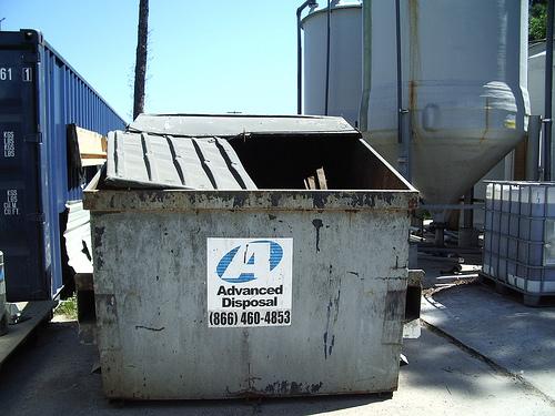 Waste-Dumpster-Sizes